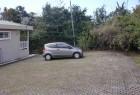 Parking à l'arriere